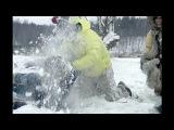 Сергей Крестовский (ума2рман) - Снегопадом