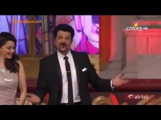 Colors Golden Petal Awards 2012 31st December 2012 Video Watch Online pt12 - Madhuri Dixit, Anil Kapoor