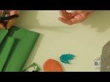 Какие молды лучше подходят для придания фактуры листикам из фоамирана www.mylco.ru