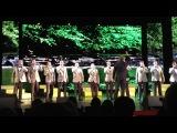 Русские певчие 09.10.14 (дирижёр Сергей Пименов)