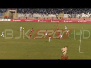 Adana Demirspor 1-4 BESIKTAS JK (ZTK Cup 2014/15) (Group stage, 4th match)