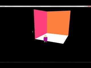 Первый видео-обзор разрабатываемого 3D движка для игры Zanzarah 2