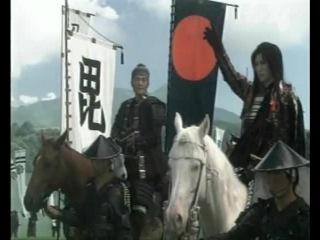 GACKT Returner Nagao Kagetora Fuurin Kazan