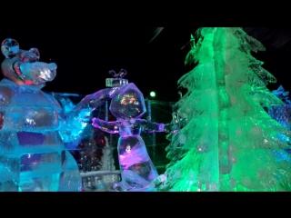 «Ледяная сказка» под музыку Imany - Grey Monday (Anton Bozhinov remix). Picrolla