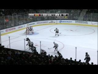 NHL 14/15, RS: Chicago Blackhawks vs Los Angeles Kings 29.11.2014 ч.1