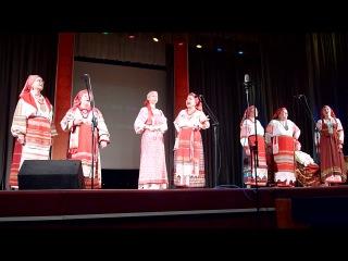 ЦТРК Параскева Пятница - Ветярочек (казачья донская песня)