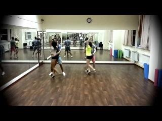 Bachata ( Бачата - парный танец) Choreo by Natali Iriarte (Натали Ириарте)