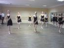Показ по классическому танцу 3 курс 2 группа прыжки глисад асабле уверт