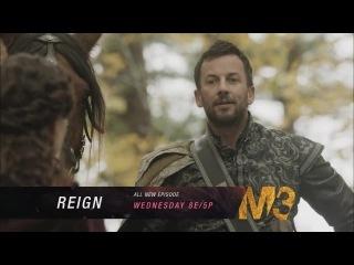 Reign 2x08 Terror Of The Faithful sneak peek