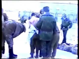 Подавление бунта в ОДБ 36, Чита, 31.12.2003 (Дисбат)