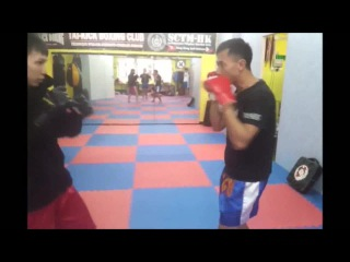 Panantukan Filipino Boxing of SCTM