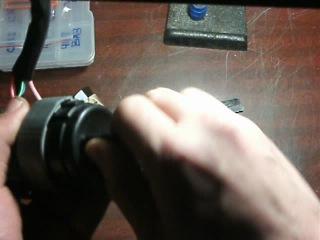 Вскрытие замка ВАЗ2110(11\12) веером за 4 секунды