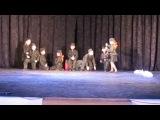 Выступление детского сада №161 в ДДЮ Фрунзенского р-на, от группу