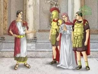 Мульткалендарь 18 февраля: Святая мученица Агафия