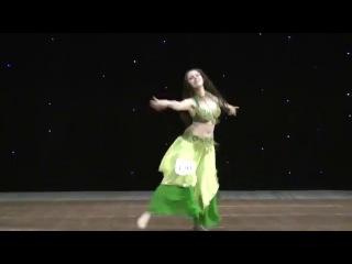 Superb Hot Arabic Belly Dance Julia Tatarovskaya - رقص شرقي
