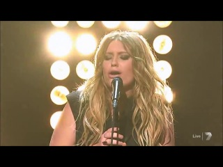 ▶ live 「 Ella Henderson 」 「 Ghost 」 Live on X Factor Australia 「 2014 」 HD 720 ✔