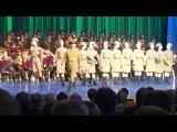 Большая встреча посвященная 20 летию вывода ГСВГ. Театр РА.22.11.2014г.
