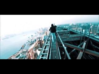 What's up Hong Kong? Российские руферы взломали билборд в Гонконге