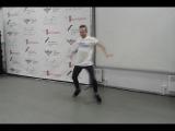 Стиль Jazz-funk (Вогер) Мастер класс от Виталия Клименко (Танцы на ТНТ)
