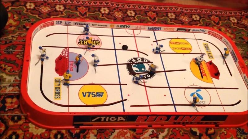 Harlem hockey by samson, batek slender chmo