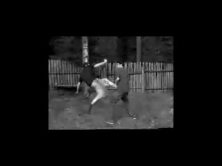 Forest Dumb Backyard Wrestling