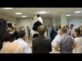 Танцевальный баттл с гостем))))Смотреть до конца!!!!!))))))))))