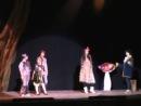 Новогодний спектакль Снежная королева. Наше время часть 1