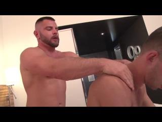 [nakedsword] hotel hook-up sc.2: rock hard hookup- brandon jones & nick sterling