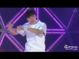 141018 SMT Shanghai Dance Perfomance by SM Rookies _ Johnny Focus