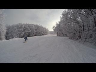 Зима на Ай-Петри