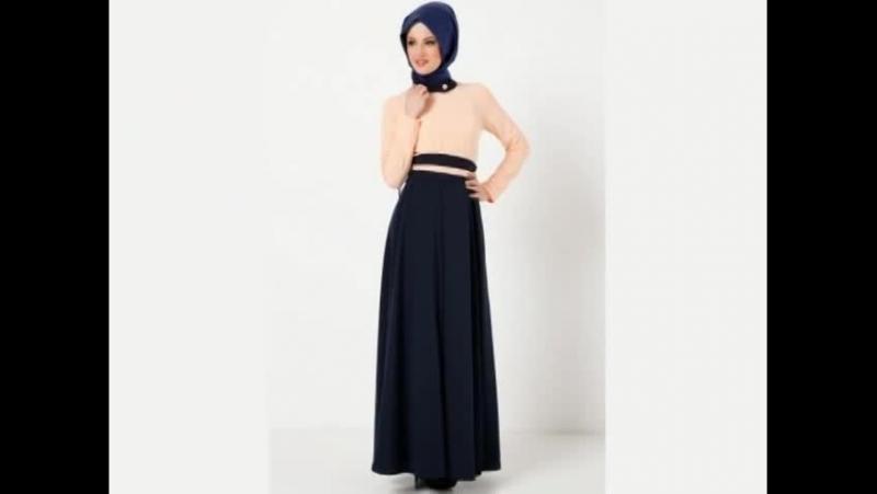 Modanisa Tesettür Elbise Modelleri Yeni Sezonun Öne Çıkan Tasarımları_HIGH
