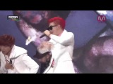 141203 Block B & BTS - Fight of the Century, Danger, HER & Lets Get It Started @ 2014 MAMA