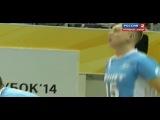 Суперкубок России 2014 / Чемпионат России 2014-2015 / 1-й тур / Зенит-Казань (Казань) - Белогорье (Белгород)