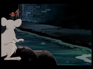 Черепашки Мутанты Ниндзя (1987). Сезон 7, серия 4. Беглецы из Измерения Икс (Convicts from Dimension X)