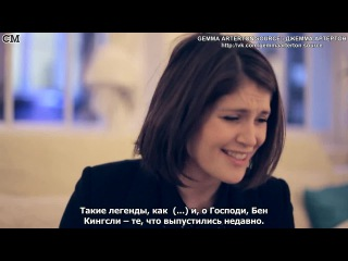 The Big Give 2014 - RADAs Charity Ambassador Gemma Arterton (РУС СУБ)