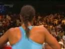 2005-06-11 Laila Ali vs Erin Toughill (vacant WBC Female WIBA Super Middleweight Titles)