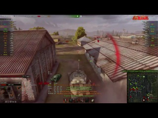 Орущий командир 2.the best / World of tanks