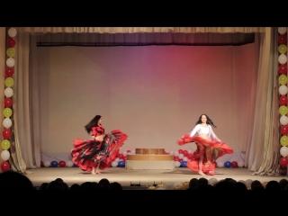 Гости концерта - Центр восточных танцев