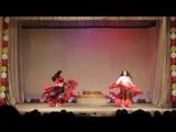 Гости концерта - Центр восточных танцев Сапфир - Цыганочка.