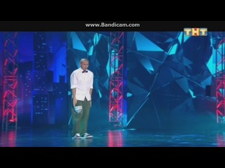 Танцы на ТНТ (7 серия) поппинг - NIXON Никита_г Ялта