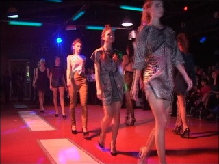 Fashion шоу от журнала Like в КРЦ