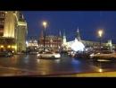 Москва. 2014 г. Манежная площадь. Вечер.