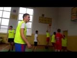 Змагання з баскетболу (Чорнивідська ЗОШ)
