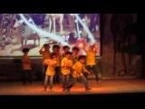 Егорка танцует в мьюзикле