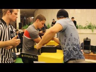 Чемпионат РАНХиГС 2014 Дзодзиев