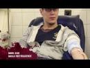 Sparťanská krev 2014: třetí darování