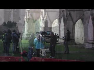 BBC Tv Sherlock Cast & Crew Gloucester