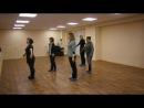 Открытое занятие в группе № 2 Студии танца Апрель 22 декабря 2014 года. Ура и мамы наши танцуют Спасибо им за отвагу и маст