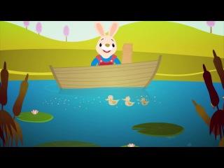 Развивающий мультфильм для малышей- МНОГО или МАЛО - мультик про зайчика Гарри - Baby U.mp4