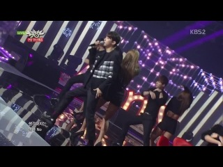 [Full HD] 141219 #Hyorin x #Jooyoung - Erase Special Stage @ Music Bank Year-end Special